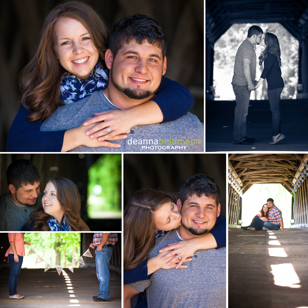 KD Engagement collage 1