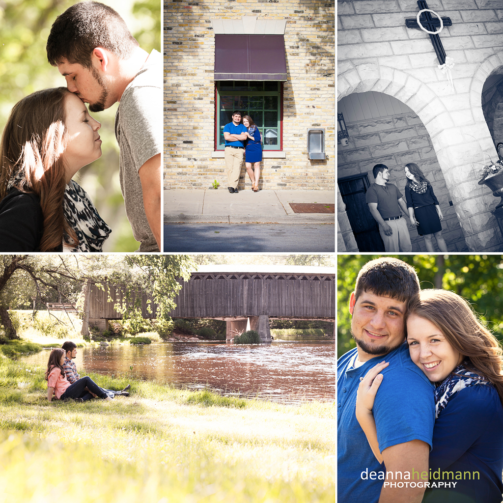 KD Engagement collage 3