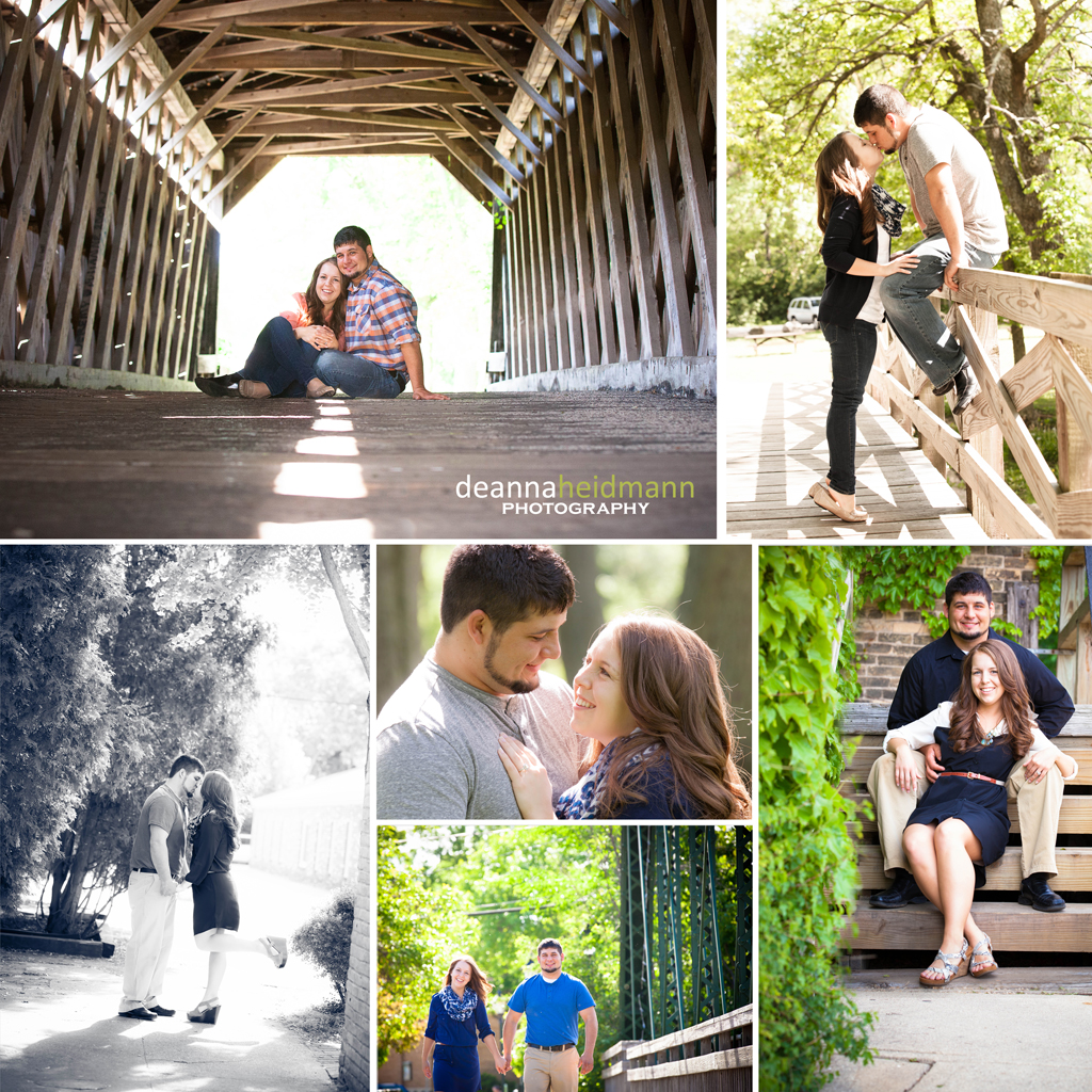 KD Engagement collage 4