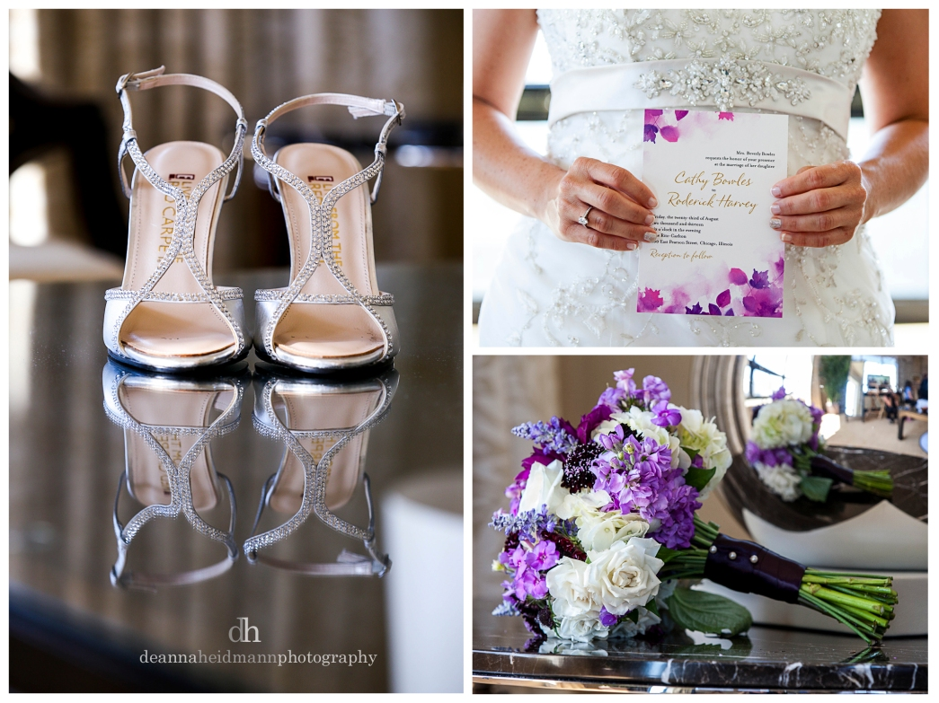 2 Collage bride details