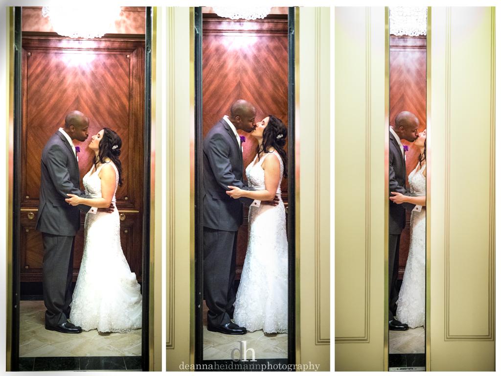 Collage elevator